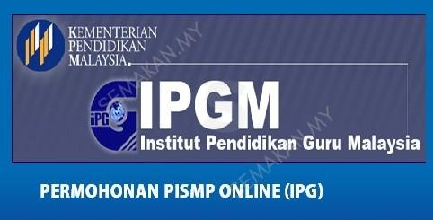 Permohonan IPG 2018 Online