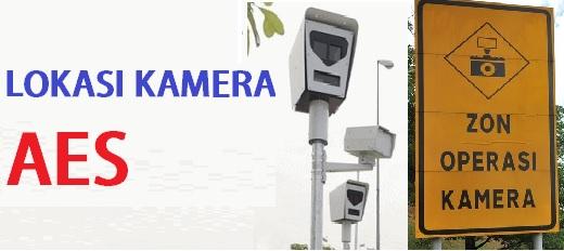 Lokasi Kamera AES Terkini Di Malaysia