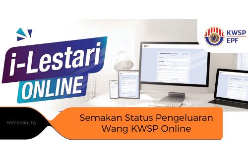 Semakan i-Lestari Online dan permohonan i lestari