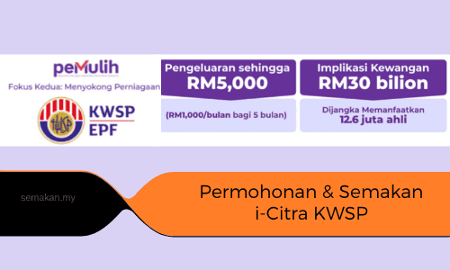 permohonan i-citra kwsp